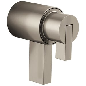 Brizo Litze Metal Handle in Luxe Nickel DHL6032NK