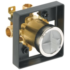 Delta Faucet 1/2 in. MNPT and Female Sweat Pressure Balancing Valve DR10000UNBX