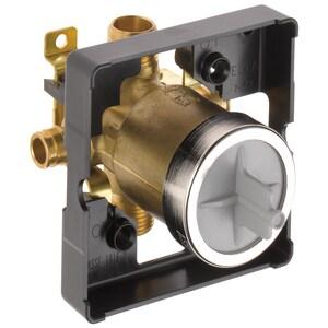 Delta Faucet 1/2 in. PEX Thermostatic Valve DR10000MF