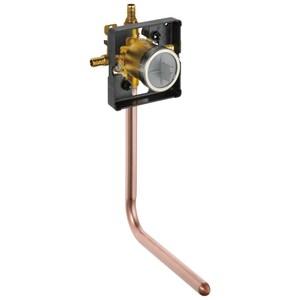 Delta Faucet 1/2 in. PEX Thermostatic Valve DR10000PFTPXWS