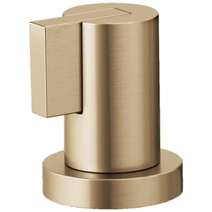 Brizo Litze Metal Handle in Luxe Gold DHL632GL