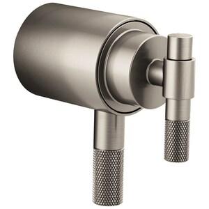 Brizo Litze Metal Handle in Luxe Nickel DHL6033NK