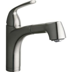 Elkay Gourmet® Single Lever Handle Bar Faucet in Brushed Nickel ELKGT1042NK