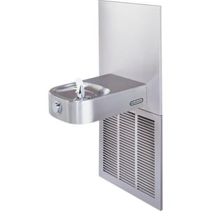 Elkay Slimline® Drinking Fountain in Stainless Steel EECRSPM8K
