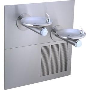 Elkay SwirlFlo® 2 Level Fountain Chiller in Stainless Steel EERPB28K