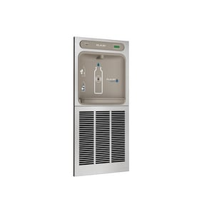 Elkay EZH2O® 40-13/16 in. 8 gph In-Wall Bottle Filling Station in Light Grey ELZWS8PK