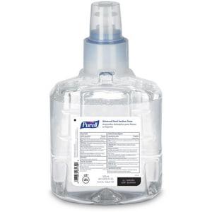 PURELL Advanced 1200ml Instant Foam Hand Sanitizer (Case of 2) G190502