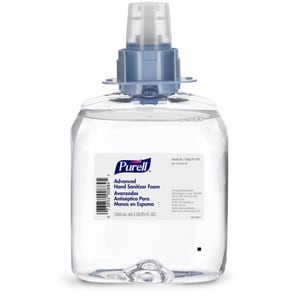 PURELL Advanced 1200ml Advanced Instant Foam Hand Sanitizer (Case of 3) G519203