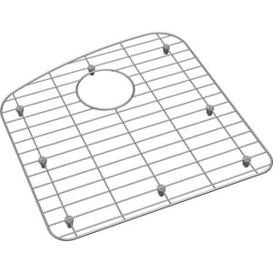 Dayton 18 x 19 in. Bottom Grid in Polished Stainless Steel for 18 x 18-1/2 in. Bowl DGOBG1819SS