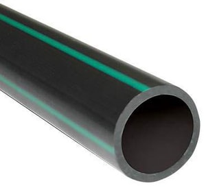 50 ft. x 10 in. SDR 11 HDPE Pressure Pipe PED11GN1050