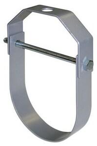 FNW® 4 in. Standard Duty Zinc Plated Adjustable Clevis Hanger FNW7005Z0400