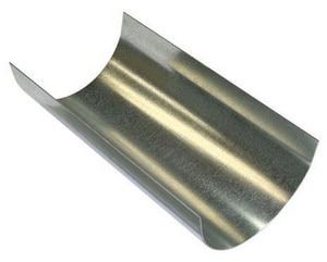 FNW® 6 in. Galvanized MSS Insulator Protection Shield FNW7751Z0600