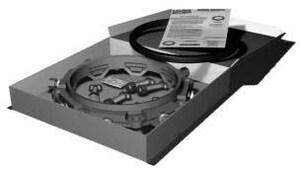 EBAA Iron Megalug® 4 in. Megalug Accessory Package for PVC E2004PEC