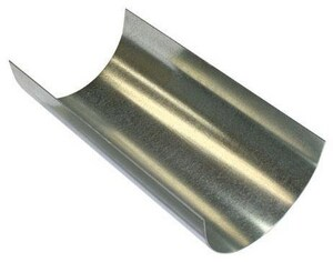 FNW® 4 1/2 in. Galvanized MSS Insulation Protection Shield FNW7750Z0450