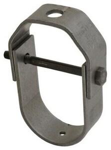 FNW® 18 in. Adjustable Standard Clevis Hanger in Black FNW7005P1800