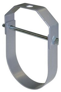 FNW® 12 in. Plated Adjustable Standard Clevis Hanger in Silver FNW7005Z1200