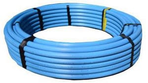 100 ft. x 1 in. SDR 9 CTS HDPE Pressure Pipe PEC9BG100