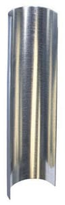 FNW® 1-1/2 in. Galvanized Long Drop Insulation Protection Shield FNW7753Z0000