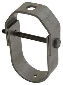 FNW® 1-1/2 in. Adjustable Standard Clevis Hanger in Black FNW7005P0150
