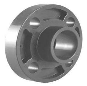 Xirtec® 3/4 in. Socket Weld Schedule 80 Webb PVC Flange P80SFF at Pollardwater