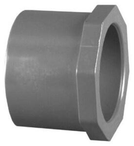 2-1/2 x 1-1/2 in. Spigot x Socket Reducing Schedule 80 PVC Bushing P80SBLJ at Pollardwater