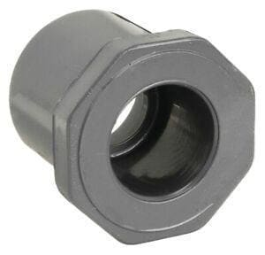 837 Series 3 x 2-1/2 in. Spigot x Socket Reducing Schedule 80 PVC Bushing S837339