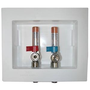 Jones Stephens 10-1/4 x 8-7/8 x 3-3/4 in. Washing Machine Solder Supply Box JB05920