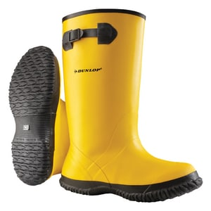 17 Rubber SLICKER OVERBOOT SZ 16 O8807016 at Pollardwater