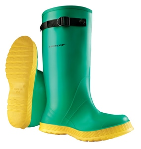 Onguard Industries Hazmax® Size 12 PVC Slicker Overboot O8705012 at Pollardwater
