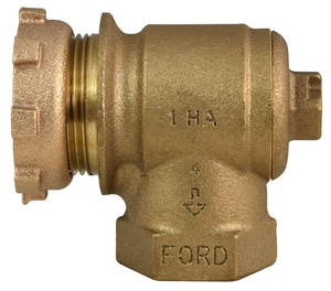 Ford Meter Box 1 in. Angle Check Valve FHA91444NL