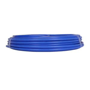 Zurn PEX 1 x 300 ft. CTS Hot and Cold PEX Tubing Coil in Blue QQ5PC300XBLUE