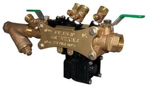 Zurn Wilkins 375XL 1 in. Nylon FNPT 175 psi Backflow Preventer W375XLSG at Pollardwater