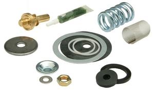 Zurn Wilkins 3/4 in. Brass, Chrome, Iron, Rubber and Stainless Steel Valve Repair Kit WRK600XLF