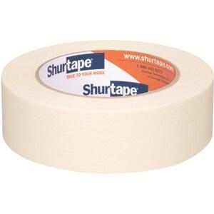 Shurtape CP 106 1-1/2 in. x 60 yd. Grade Masking Tape SCP106J60 at Pollardwater