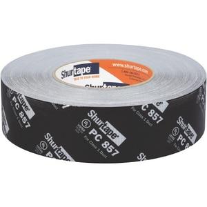 Shurtape PC 857 2 in. x 60 yd. Black Waterproof Cloth Duct Tape SPC857K60BK