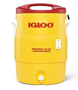 Igloo Products 10 Gallon Industrial Beverage Jug I00004101 at Pollardwater