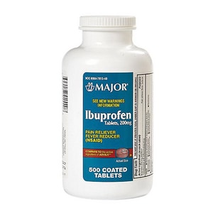 Sunmark® 200 mg Ibuprofen Tablet (Bottle of 500) M671274