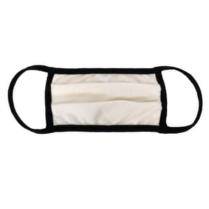 Radians 3 Ply Cotton Reusable Mask with Spandex Loop (Pack of 20) RBI2728