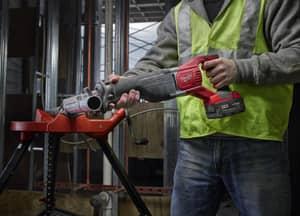 Milwaukee® M18™ Sawzall® 18V Reciprocating Saw Kit M262121 at Pollardwater