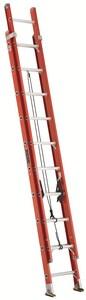 Louisville Ladder 20 ft. 300 lbs. Fiberglass Extension Ladder LFE3220 at Pollardwater
