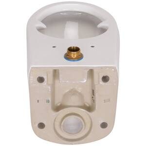 Zurn EcoVantage® Elongated Toilet Bowl in White ZZ5616BWL