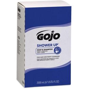 GOJO Shower Up® 2000ml Soap and Shampoo G723004
