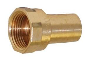 Apollo Conbraco 1-1/2 in. FTG x Female Brass Adapter A10075776