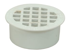 PROFLO® All Plastic Snap Inlet PVC Drain (Fits Inside Pipe) PF428