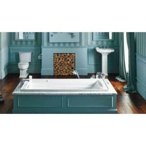 Kohler Archer® Undermount Bathroom Sink in White K2355