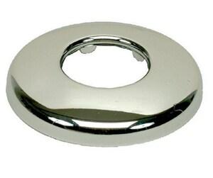 PROFLO® 1/2 in. Plastic Solid Escutcheon in Chrome PFPE6CP