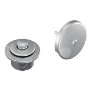 Moen 1- 1/2 in. Tub Drain Kit Brushed Chrome MT90331