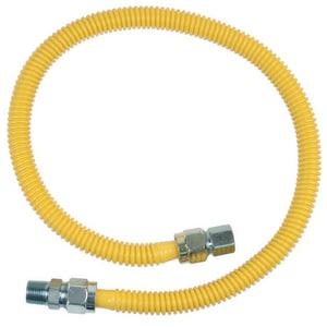 BrassCraft 1/2 FIP x 1/2 MIP Fitting Gas Connector BCSSC54