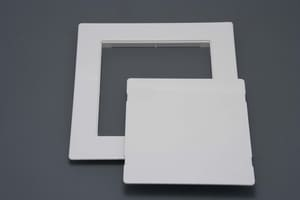 PROFLO® 8 x 8 Plastic Access Panel White PF910708