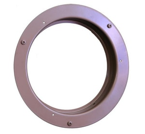PROSELECT® 12 in. Duct Ring in Brown PSDR12